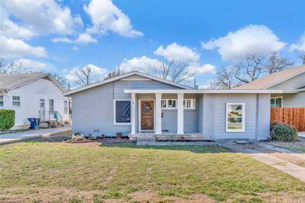 3713 Lafayette Avenue, Fort Worth