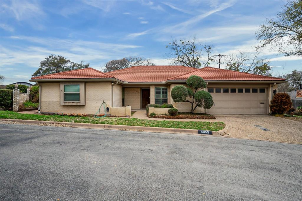 4055 Hidden View Circle, Fort Worth