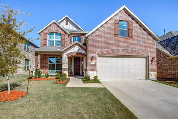 1004 Mist Flower Drive, Little Elm