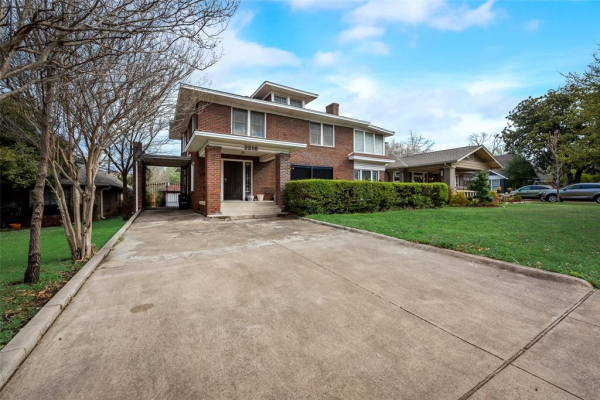 2216 Park Place Avenue, Fort Worth