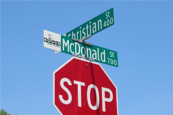 707 Mcdonald Street, McKinney