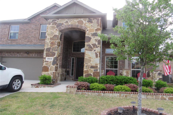 3913 Blessington Drive, Frisco