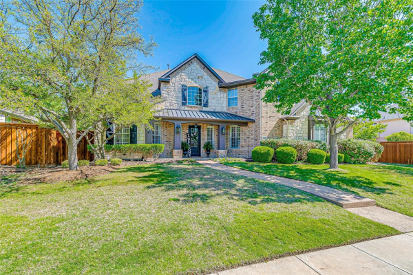 2122 Spindletop Trail, Frisco