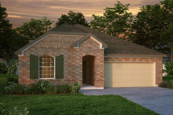 1305 Caprock Drive, Forney