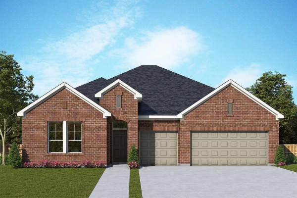 1665 Frankford Drive, Forney
