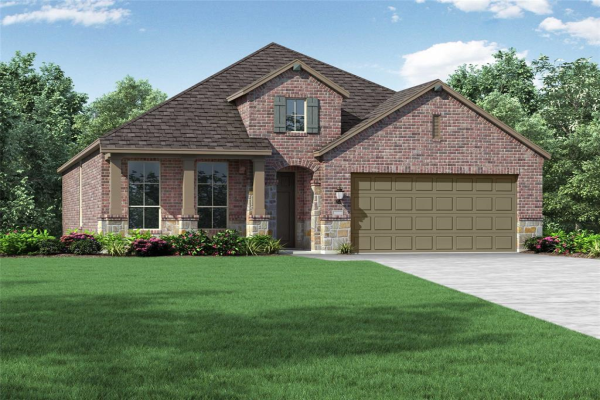1228 Caprock Drive, Forney