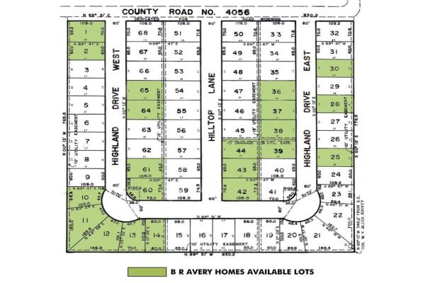 1832 Highland Drive E, Keller