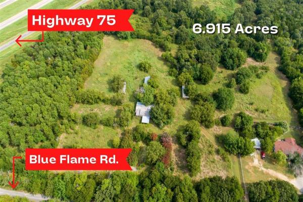 2297 Blue Flame Road, Sherman