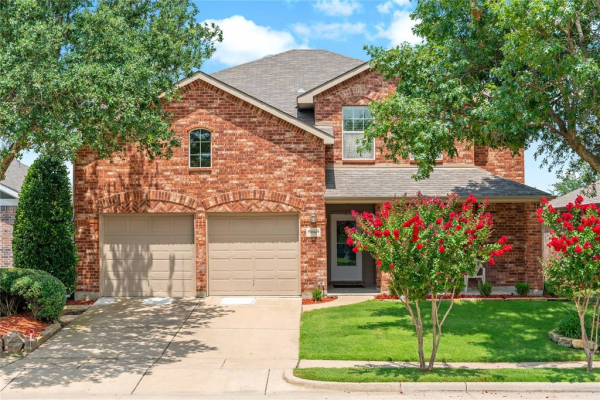1014 Morris Ranch Court, Forney