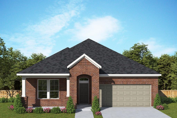 1841 Everglades Drive, Forney