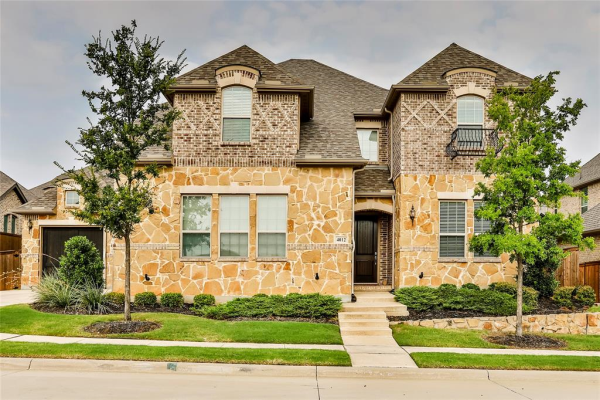 4012 Lombardy Court, Colleyville