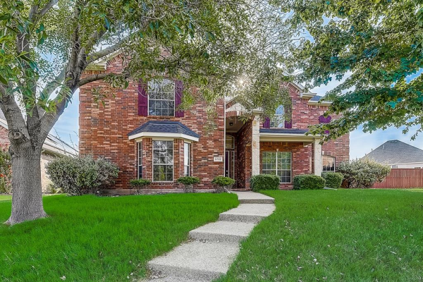 5712 Southern Pines Court, Frisco
