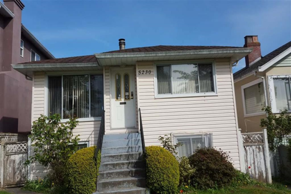 5230 RHODES STREET, Vancouver
