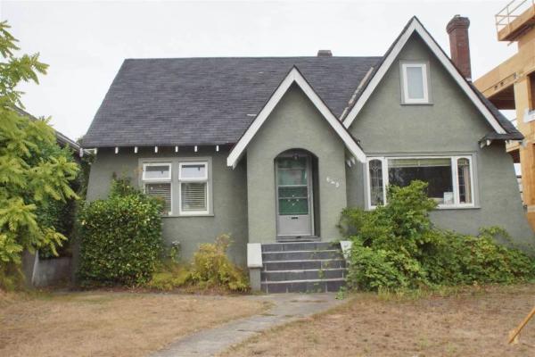 645 W KING EDWARD AVENUE, Vancouver