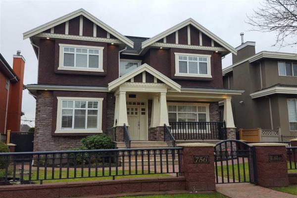 756 W 64TH AVENUE, Vancouver