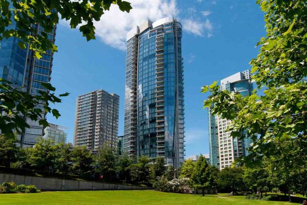 2901 1281 W CORDOVA STREET, Vancouver