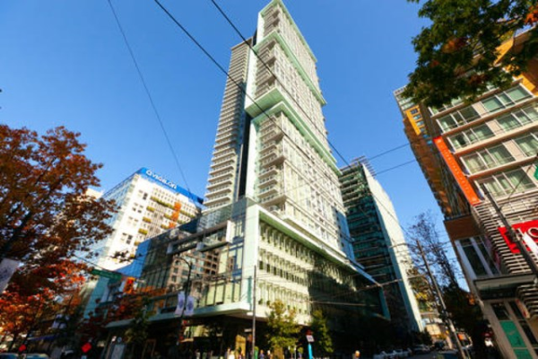 4601 777 RICHARDS STREET, Vancouver