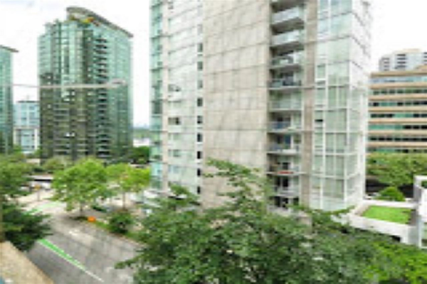 603 1238 MELVILLE STREET, Vancouver
