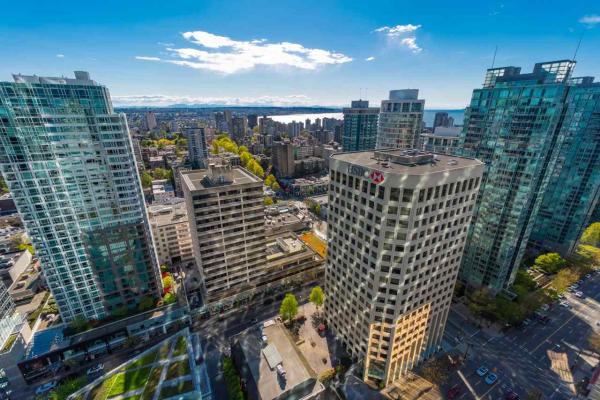 3502 1151 W GEORGIA STREET, Vancouver
