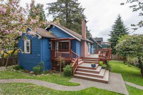 3330 FROMME ROAD, North Vancouver