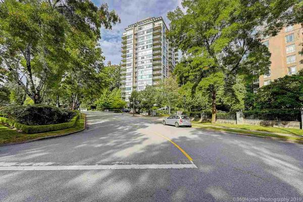 1102 5639 HAMPTON PLACE, Vancouver