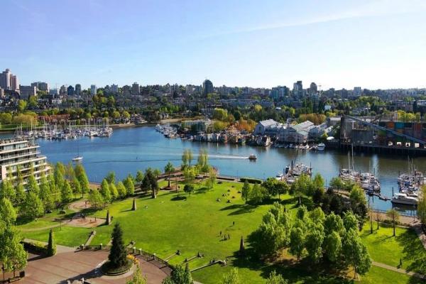 1705 583 BEACH CRESCENT, Vancouver