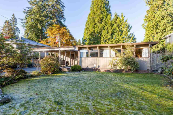 2865 MASEFIELD ROAD, North Vancouver