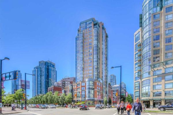 408 212 DAVIE STREET, Vancouver