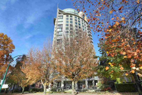 1205 1277 NELSON STREET, Vancouver