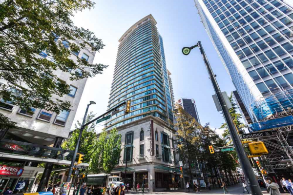 808 610 GRANVILLE STREET, Vancouver