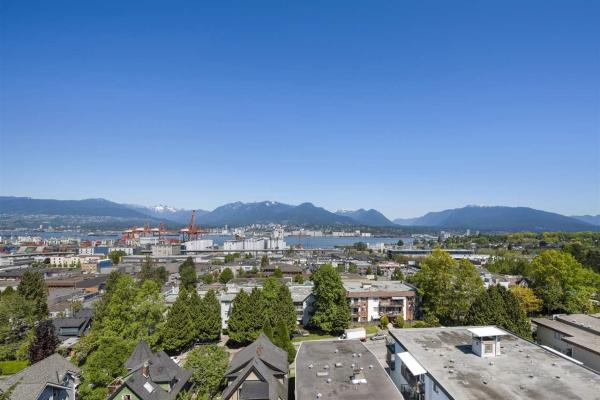 1002 1833 FRANCES STREET, Vancouver