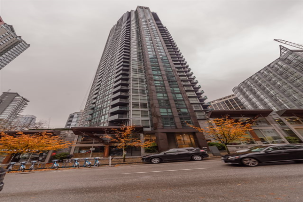 3503 1189 MELVILLE STREET, Vancouver