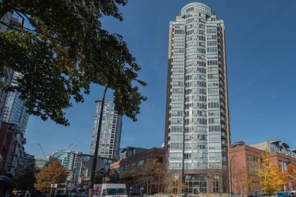 2702 63 KEEFER PLACE, Vancouver