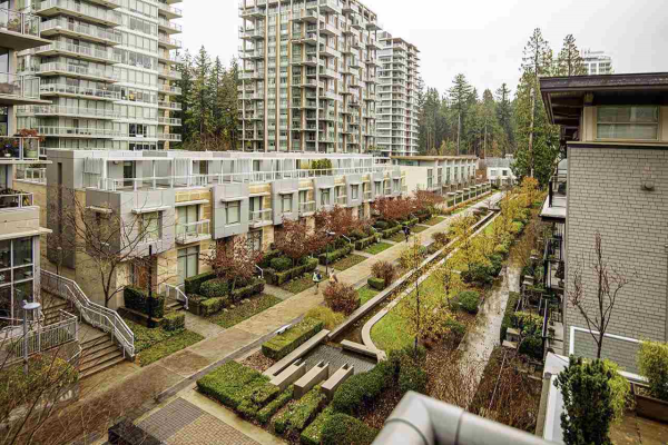 407 3382 WESBROOK MALL, Vancouver