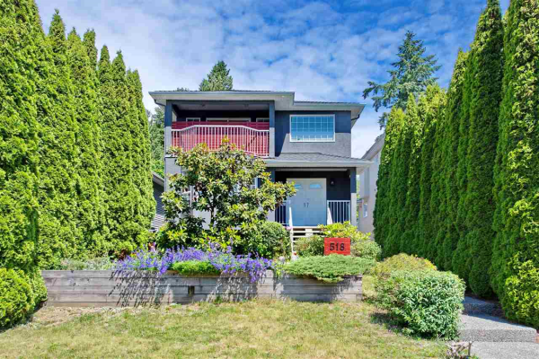 518 W 25TH STREET, North Vancouver