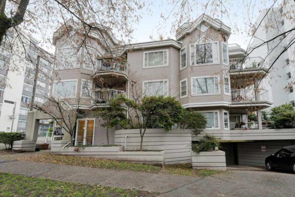 104 1280 NICOLA STREET, Vancouver