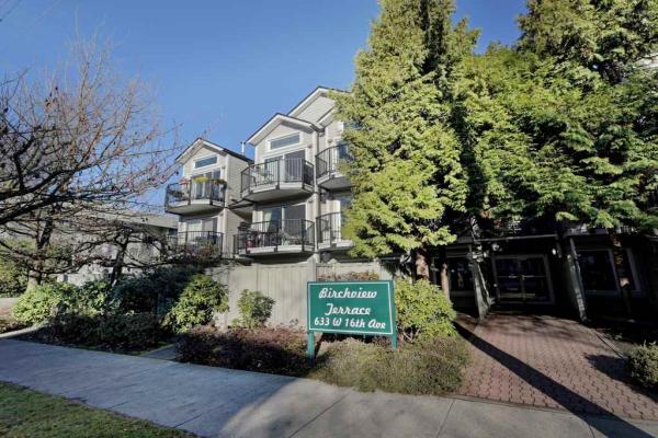 308 633 W 16TH AVENUE, Vancouver