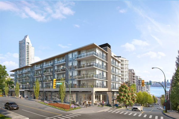 203 177 W 3RD STREET, North Vancouver