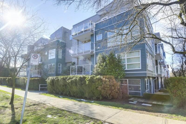 106 2815 YEW STREET, Vancouver