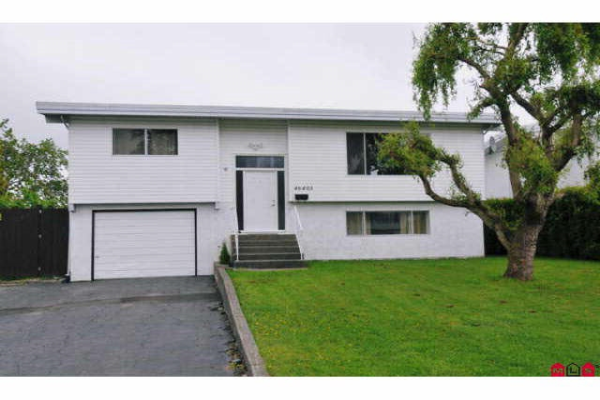 46403 CORNWALL CRESCENT, Chilliwack