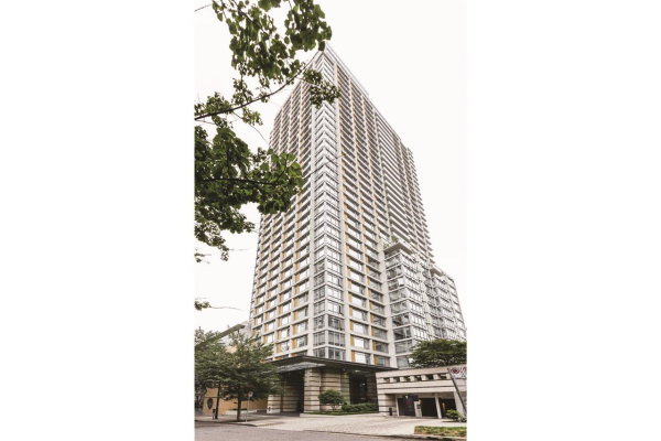 2306 1028 BARCLAY STREET, Vancouver