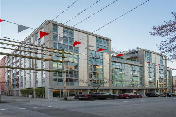 710 168 POWELL STREET, Vancouver
