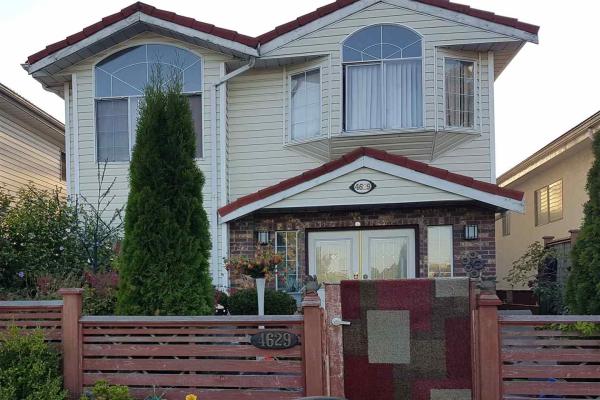 4629 FRASER STREET, Vancouver