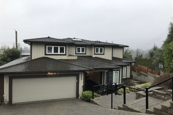 4465 RUSKIN PLACE, North Vancouver