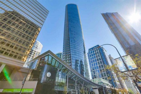 3602 1151 W GEORGIA STREET, Vancouver