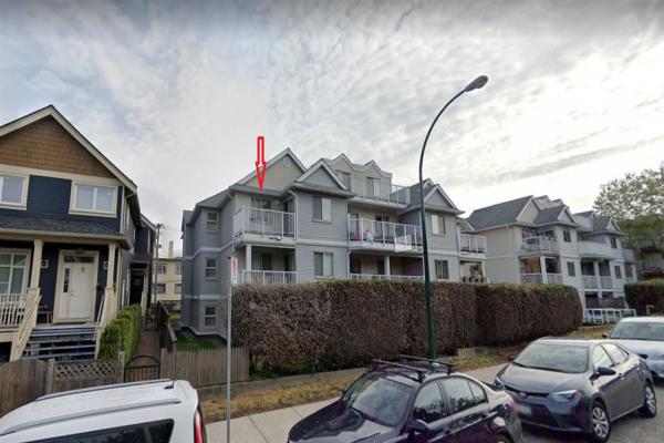 303 1615 FRANCES STREET, Vancouver