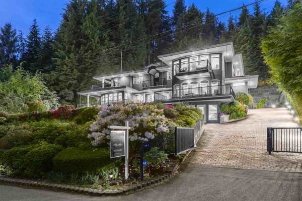 225 NORMANBY CRESCENT, West Vancouver