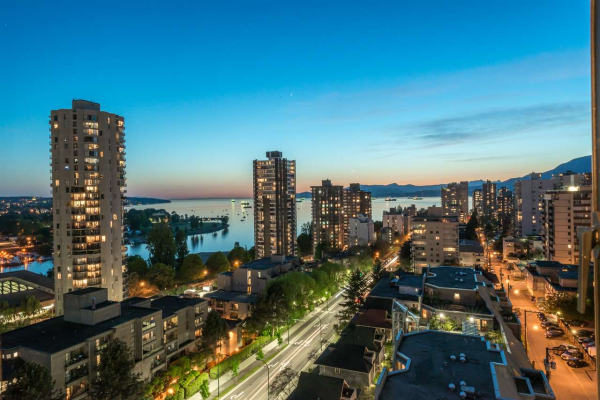 1606 1003 PACIFIC STREET, Vancouver