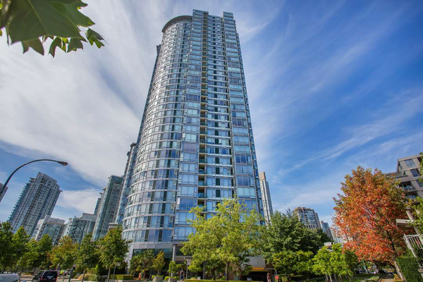 2103 1033 MARINASIDE CRESCENT, Vancouver