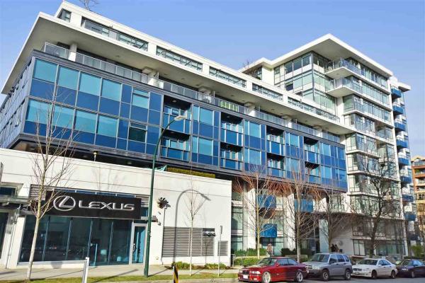 301 1777 W 7TH AVENUE, Vancouver